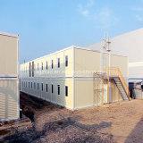 Camera d'acciaio modulare prefabbricata di Contaienr dell'ufficio del pacchetto piano
