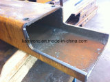 Pipe/machine en acier creuse de tube/coupeur de profil pour l'industrie de structure métallique
