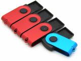 소형 회전대 USB 섬광 드라이브 금속 USB 지팡이