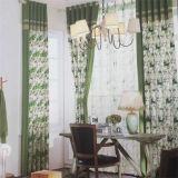 Tenda del jacquard del poliestere di alta qualità, tenda di finestra