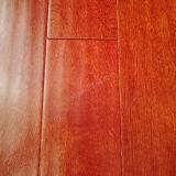 얼룩 색깔 마루를 가진 설계된 목제 마루 박달나무