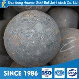 Bille en acier du diamètre 130mm avec la bonne dureté pour l'usine de la colle