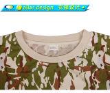 Pas cher en gros Blank camo militaire T-shirt