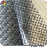 Película de la impresión de la transferencia del agua de la fibra del carbón Tst883 de Tsautop los 0.5m
