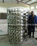 De Oven van het Brood van het Roestvrij staal van de Apparatuur van de bakkerij