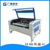 Máquina do vestuário da gravura do laser