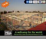 Bâtiment en acier modulaire d'approvisionnement d'usine de Wellcamp