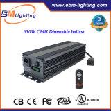 O espetro cheio 630With600W cresce o reator eletrônico claro dos jogos CMH para jogos hidropónicos
