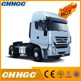 Pista del acoplado del aseguramiento 6*4/carro comerciales del motor/del alimentador de Hongyan para la venta