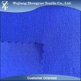 Stof van de Sportkleding van Elastane van het Polyamide van de Rek van het Gezicht van het water de Bestand Dubbele