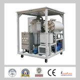 Pureza de purificación hasta 5um Purificador multifuncional de aceite lubricante