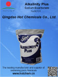 Amortecedor do pH do bicarbonato de sódio dos produtos químicos da piscina