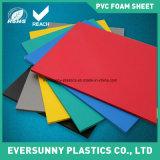 A espuma macia Sheet/PVC de /PVC da folha do PVC cobre o preto
