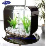 De acryl Plastic Zwarte Vierkante Tank van Vissen voor Verkoop (btr-Q9003)