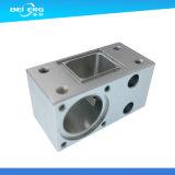 Peças sobresselentes de alumínio da máquina do centro fazendo à máquina do metal 5-Axis do CNC