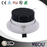 Guangzhou 15With16W COB Dimmable DEL Downlight