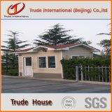 軽い鉄骨構造の住宅の家