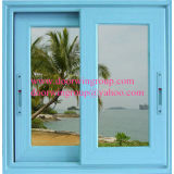 Hölzernes Color Aluminum Sliding Window für Villa