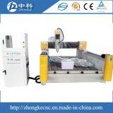 Machine de gravure en pierre de commande numérique par ordinateur avec l'axe de refroidissement par eau