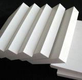 Tarjeta de la espuma del PVC de la densidad de Hight usada para la cabina