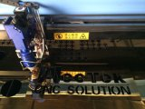 Laser Cutting Machine Price do aço/laser Cutting Machine de Stainless Steel com CO2 o laser Tube