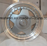 колесо сплава реплики 17inch красивейшее Borbet