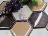 Tuile de mosaïque en verre et d'aluminium de couleur de mélange (CFA91)