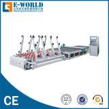 Máquina de estaca de vidro automática com tabela de carregamento