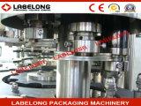 Machine complète de remplissage de bière complète pour bouteilles en verre