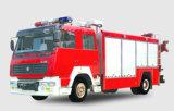 6t de Motor van de Brand van de Vrachtwagen van de Brand van het schuim
