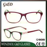 Frame van het Schouwspel van het Oogglas van Eyewear van de Acetaat van de manier het Nieuwe In het groot Optische Cc1722