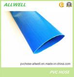 Débit industriel de fibre en plastique de PVC et tuyau agricole de Layflat d'irrigation