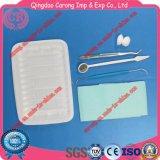 Zahnmedizinischer Hygiene-Wegwerfinstallationssatz für einzelnen Gebrauch
