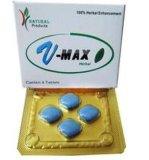 Le sexe de fines herbes marque sur tablette la pillule bleue V-Maximum 8000mg pour les hommes