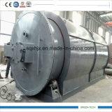Asfalto oleoso à planta Diesel da refinação por Pirólise e por destilação