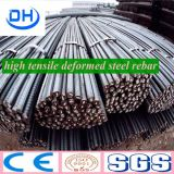 Barra de acero deformida 12m m HRB500 para construir en China Tangshan