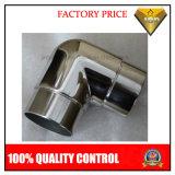 Manufatura inoxidável dos encaixes do corrimão da tubulação de aço do melhor preço (JBD-B4)