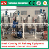기름 기계 제조 1t-200t/D 요리 및 Edile 야자유 정련소 장비