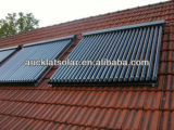 Sistema solar del colector del calentador de agua de la pipa de calor