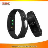 ID107 monitor elegante Smartband del ritmo cardíaco de la pulsera Bt4.0