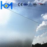 Glace solaire durcie par glace de réverbère de verre à vitres de picovolte de panneau de Soalr de haute performance