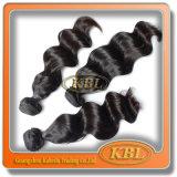 安く波のマレーシアの人間の毛髪の拡張を緩めなさい