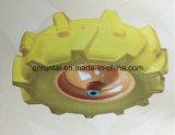 Alta qualità 16 pollici (4.00-8) dell'unità di elaborazione di rotella della gomma piuma
