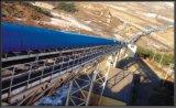 Langstrecke gekurvt Geräten-örtlich festgelegter Riemen-Bergbau-Förderanlage flach, übermittelnd