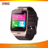 Cartão da sustentação SIM do relógio de Smartwatch Gv18 Bluetooth para telefones espertos Android