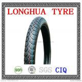 Neumático de la motocicleta del caucho natural con de calidad superior para Suráfrica Markrt (2.75-17)