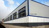 Blocco per grafici chiaro della struttura d'acciaio per il workshop/la fabbrica struttura d'acciaio