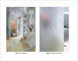 o ácido de 3-12mm gravou o preço de vidro, vidro geado, preço do vidro da explosão da areia