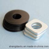 N33-N52; 38m-48m; 35h-48h; 30sh-45sh; 30uh-45uh; 38eh. Baixo Weight Loss Neodymium Industrial Magnets em Motor, Generator, Pump, Magnetic Separator Application.