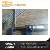 E6013の穏やかな鋼鉄棒の溶接棒